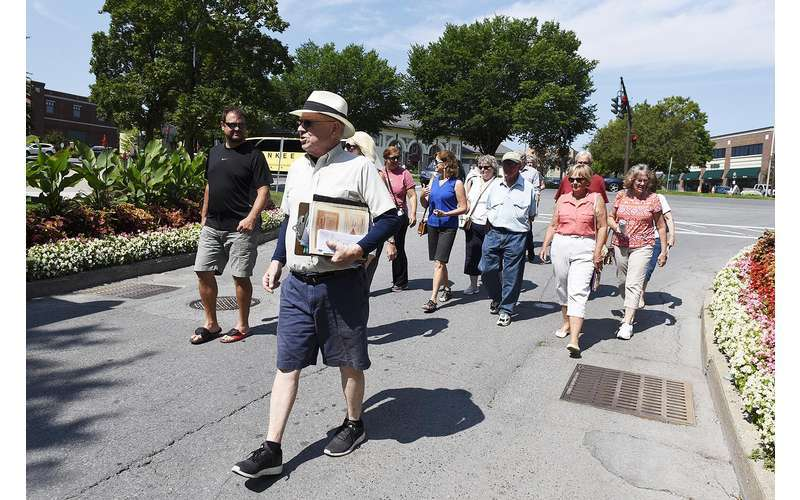 Guided Walking Tours - &quote;History, Legends, Lore and More