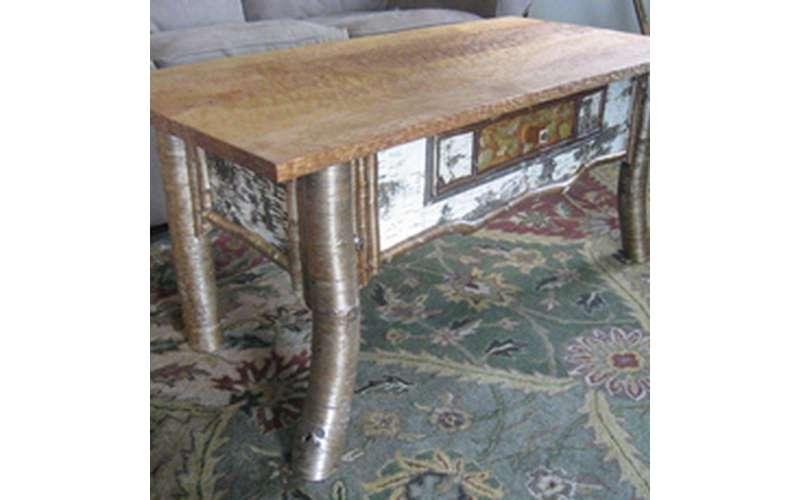 Create An Adirondack Coffee Table With Jim Schreiner