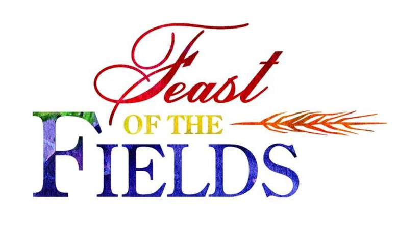 logo for feast of the fields