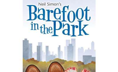 barefoot in the park logo
