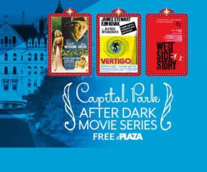 Capitol Park After Dark poster