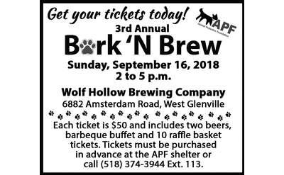 Bark 'n Brew poster