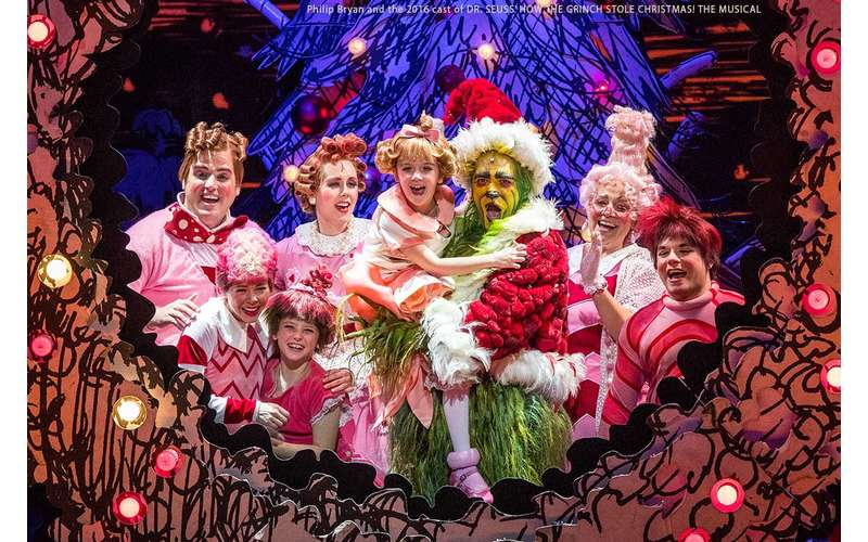 dr seuss how the grinch stole christmas the musical - When Does How The Grinch Stole Christmas Come On Tv