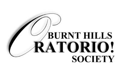 Burnt Hills Ratorio Society logo