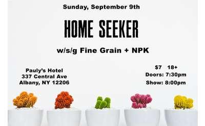 Home Seeker poster