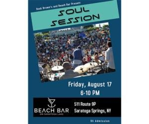 soul session event poster