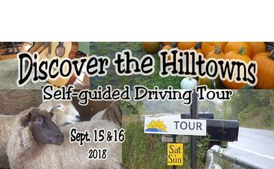 Discover the Hilltowns poster