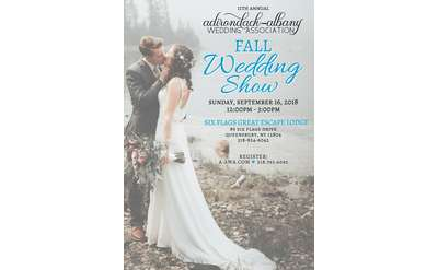 wedding show poster