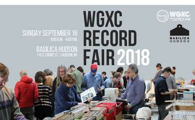 record fair poster