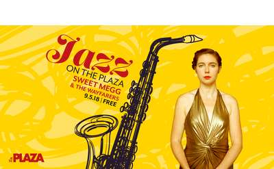 poster for Jazz on the Plaza