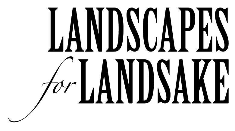 landscapes for landsake logo