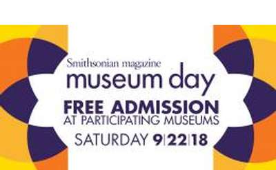 Museum Day promo