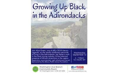 Growing Up Black in the Adirondacks promo