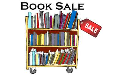 Used Book Sale at Clifton Park-Halfmoon Public Library