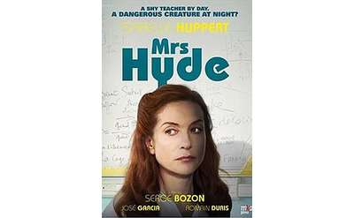 mrs hyde poster