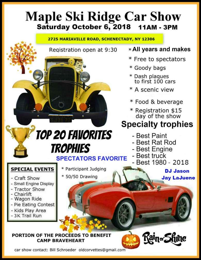 car show promo