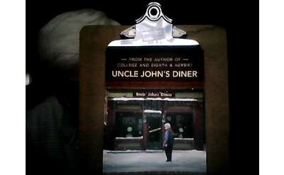 uncle john's diner book cover