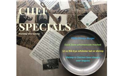 Chef Specials Malta, NY
