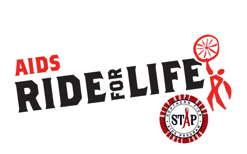 Logo for AIDS Ride for Life