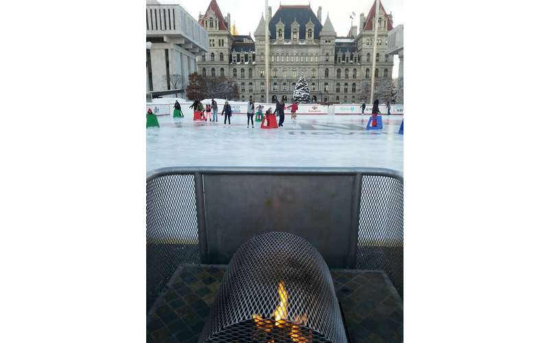 Empire ''Skate'' Plaza - Part of Winter at the Plaza (4)