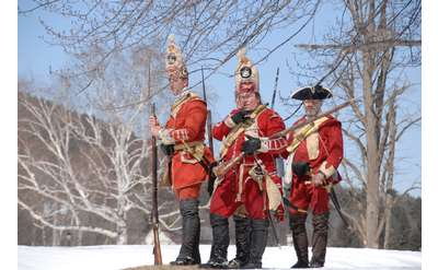 Fort William Henry Soldiers
