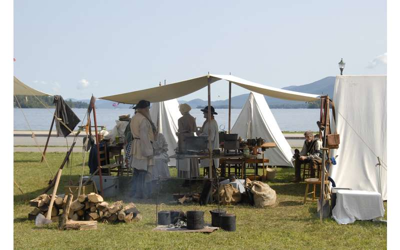 French and Indian War Encampment and Reenactment - Saturday