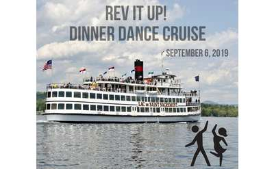 car show weekend dinner dance cruise aboard the lac du saint sacrement