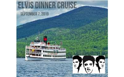 elvis dinner cruise aboard the lac du saint sacrement