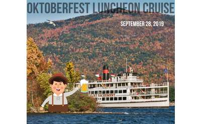 oktoberfest luncheon cruise aboard the lac du saint sacrement