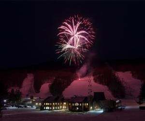 fireworks over gore mountain