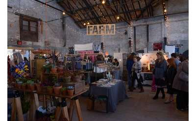 Second Photo of Basilica Farm and Flea Holiday Market