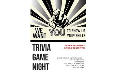 Thursday Night Trivia
