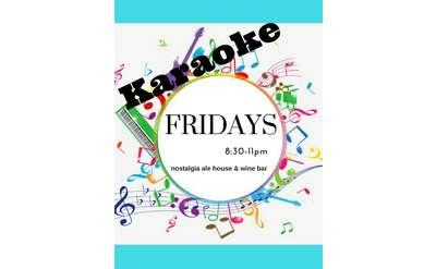 Karaoke Friday Nights