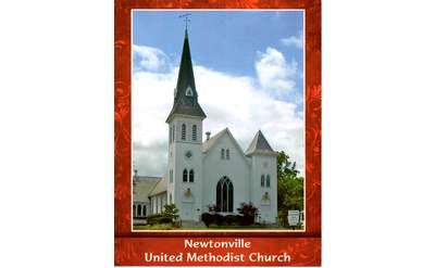 Newtonville UMC, 568 Loudon Rd, Newtonville, NY 12128