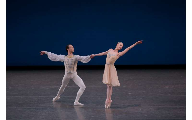 New York City Ballet: Tchaikovsky and Balanchine (2)