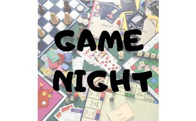 Logo for Game Night