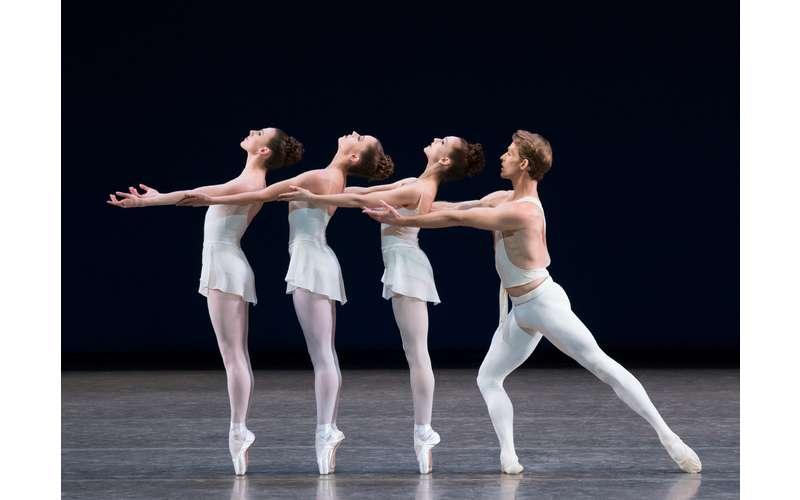 Photo of SPAC's New York City Ballet Gala