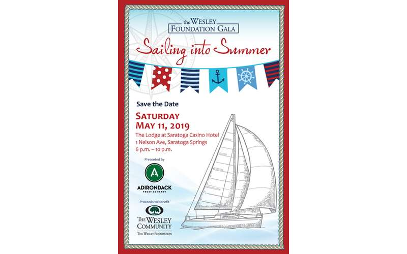 Poster for Sailing Into Summer