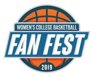 basketball fan fest logo