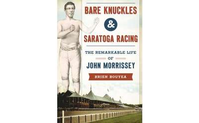 Poster for Bare Knuckles and Saratoga Racing