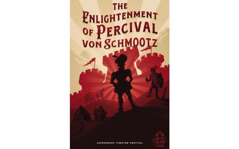 Adirondack Theatre Festival: The Enlightenment of Percival von Schmootz (2)