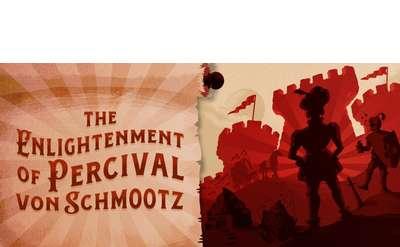 Adirondack Theatre Festival: The Enlightenment of Percival von Schmootz