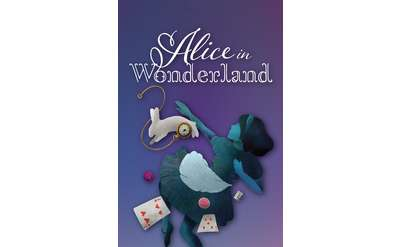poster for alice in wonderland