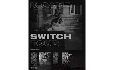 Poster for Switch Tour