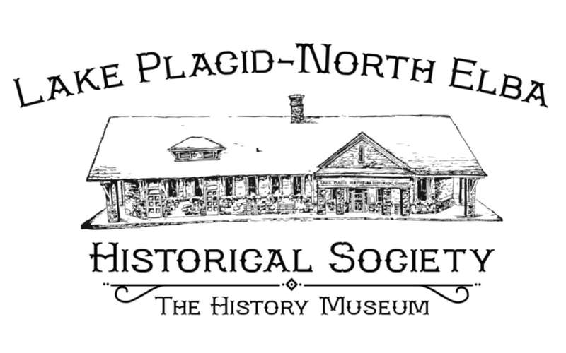 Logo for Lake Placid Historical Society