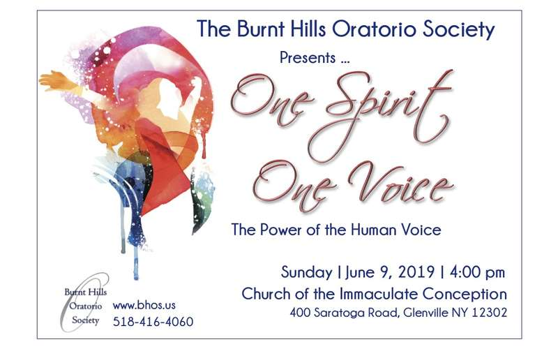 One Spirit One Voice Banner