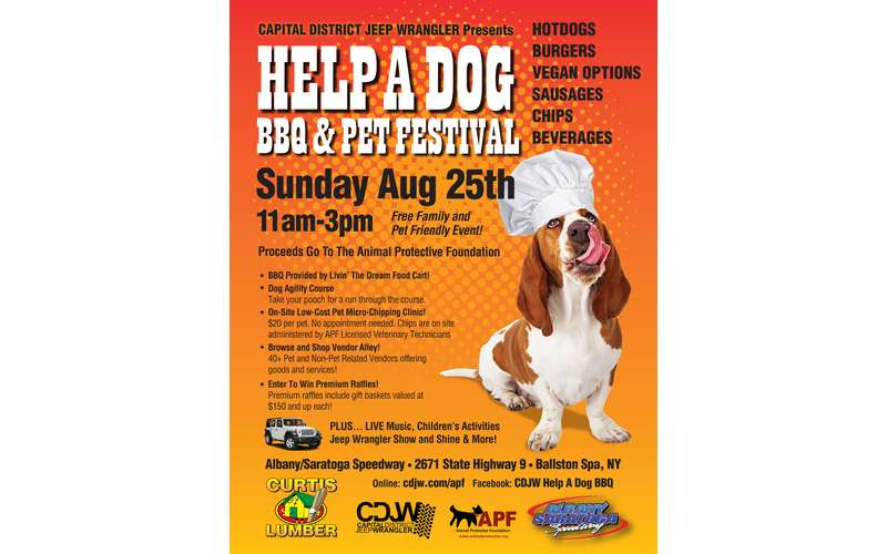 Poster for Help A Dog Festival