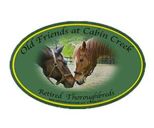 Logo for Old Friends at Cabin Creek
