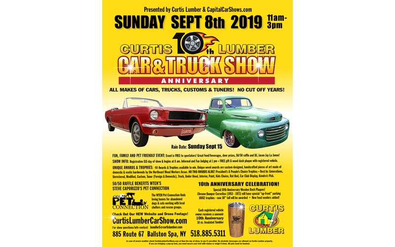 Poster for Car, Truck & Jeep Show