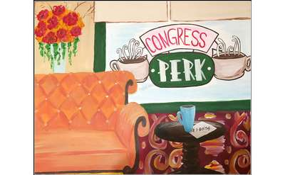 "Example painting of ""Congress Perk"""